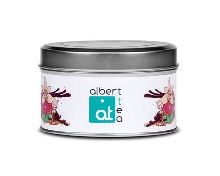 ALBERT TEA Bourbon Vanilla