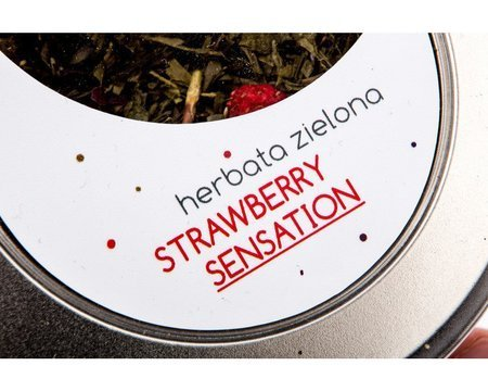 ALBERT TEA Strawberry Sensation