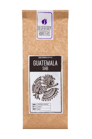 Ground coffee Guatemala SHB 100 g
