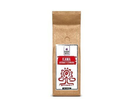 FLAVORED COFFEE BEANS BANANA 100G