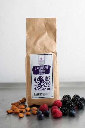 GROUND COFFEE EXCLUSIVE BLEND 250G