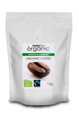 GROUND ORGANIC COFFEE SUMATRA MANDHELING 200G