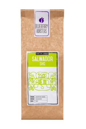 Ground coffee El Salvador SHG 100 g